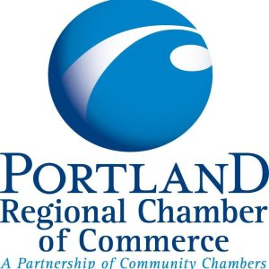 The Portland Chamber of Commerce, seen here celebrating their victory.