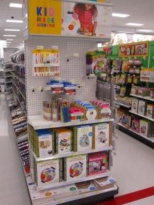 target-aisle